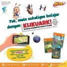 Paket Belajar dengan Klikuark!